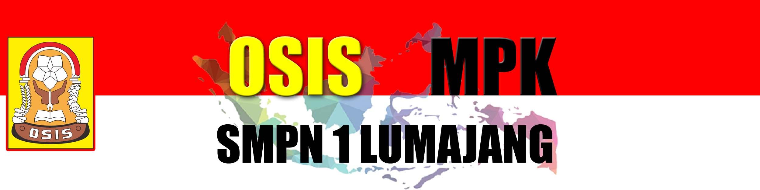 OSIS MPK DP REMAS SMPN 1 LUMAJANG
